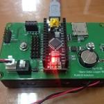 Arduino Nano Data Logger Shield 사용기 #1 – RTC(DS1302) 테스트